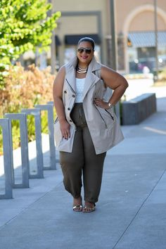 GarnerStyle | The Curvy Girl Guide: The Budget Friendly Neutral