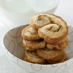 9 best christmas cookies images on pinterest spanish cuisine cardamom brown sugar palmiers forumfinder Image collections