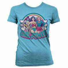 Girlpower Naisten T-Paita 23,90€, koko s