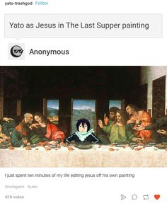 The Yato God is Jesus