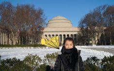Ivana em Boston: estudantes, livros, dinossauros e comidinhas deliciosas
