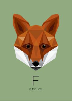 Animal Alphabet by Linn Maria , via Behance