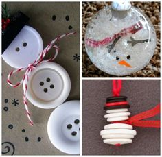 25 Irresistibly adorable snowman crafts, treats and activities - Happy Hooligans