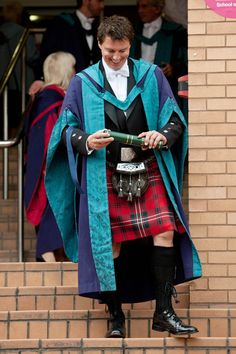 Torchwood star, John Barrowman, is awarded a Doctor of Drama from the Royal Scottish Academy of Music and Drama in Glasgow. Barrowman was honored along side Moira Anderson