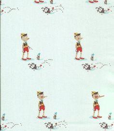 Heather Ross Munki Munki Pinocchio