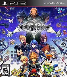 Kingdom Hearts 2.5 omg they made a cover!!!!!