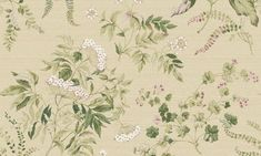 Waverly 5513192 Garden Black and White Floral Wallpaper