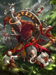 monkey king - Google Search