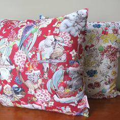 Cushion - May Gibbs 'Tis the Season - Limited Edition Handmade | Merry-Go-Round on Madeit