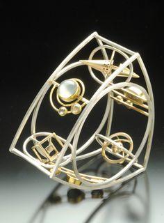 Yumi Ueno Art Jewelry & Metal : Jewelry Gallery : Bracelet