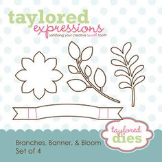 Taylored Expressions-matching stamps may 2013