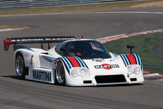 Lancia LC2 (Chassis 0005 - 2011 Spa Classic) High Resolution Image