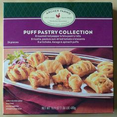 What's Good at Archer Farms?: Archer Farms Puff Pastry Collection