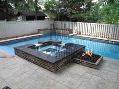 in ground pools | Pools for Home Design | In-Ground Pools Oakville