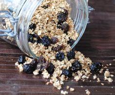 Nut-free quinoa granola.