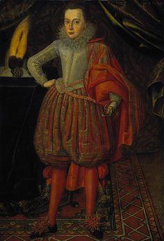 about 1610 portrait of Charles I of England by Robert Peake Historical Fiction, Historical Clothing, Renaissance Clothing, Adele, Margaret Tudor, House Of Stuart, Duke Of York, National Portrait Gallery, Royal House
