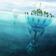 Future Eco City. Más sobre ciudades sostenibles en www.solerplanet.com