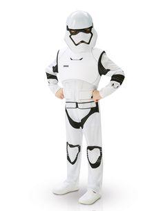 Déguisement Luxe Storm Trooper enfant - Star Wars VII™ : Deguise-toi, achat de Déguisements enfants