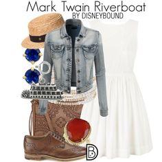 Disney Bound - Mark Twain Riverboat