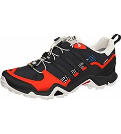 Adidas Terrex Swift R GTX Outdoor Schuhe core black-chalk white-bold orange - 41 1/3 - http://on-line-kaufen.de/adidas/7-5-uk-41-1-3-eu-adidas-terrex-swift-r-gtx-herren
