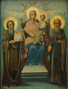 Blessed Virgin Mary, Orthodox Icons, My Favorite Image, Christian Art, Our Lady, Byzantine, Ikon, Catholic, Saints