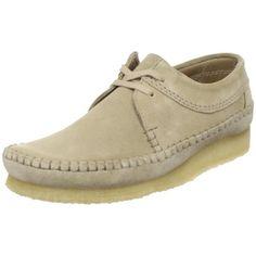 Clarks Men's Desert Weaver Oxford: Shoes