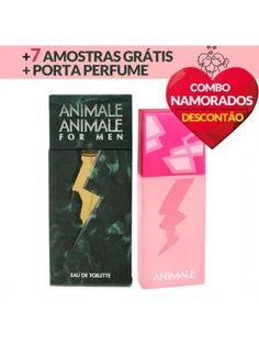 Animale Animale Masc. 100ml + Animale Love Fem. 100ml