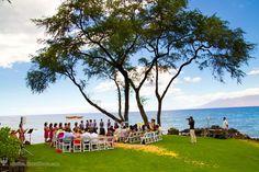 Makena Point @ Makena Beach Resort / Maui's Angels Weddings