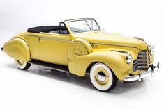 Buick Special 1940 - source 40s & 50s American Cars. #VintageCars