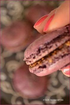 macarons salés figues jambon cru www.nutrigood.fr