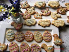 Fursecuri pentru Paste Paste, Cookies, Desserts, Food, Crack Crackers, Tailgate Desserts, Deserts, Eten, Cookie Recipes