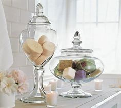 bathroom vase filler
