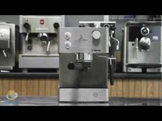 Zack shows you how to make great shots of espresso using the Saeco Aroma SS Semi-automatic Espresso Machine.A pressurized style portafilter makes the Aroma a. Automatic Espresso Machine, Best Espresso Machine, Great Shots, Coffee Maker, Kitchen Appliances, Good Things, Mom, Coffee Maker Machine, Diy Kitchen Appliances