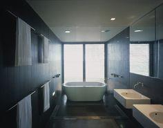 Combined bath shower