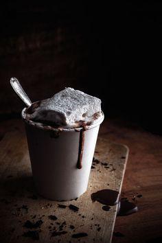 Very Decadent Hot Chocolate