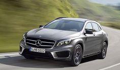 Mercedes GLA 2017 review,