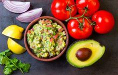 Plat pour diabétique : tartare de tomates et avocat