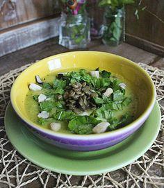 Sopa de Lentilha com Batata Doce