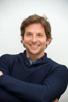 Bradley Cooper. amazing smile
