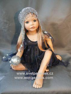 Soňa Fajmanová Svět panenek - Sonia Sammlerpuppen, Sonia's Collectible Dolls