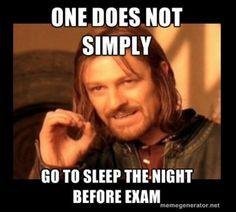 final exam meme - Google Search