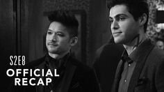 Shadowhunters - Shadowhunters Official Recap: 18 Things We Learned In S2E8 That Made Our Heads Spin! - Thumb