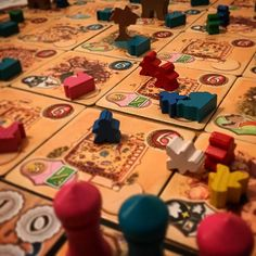 Five Tribes! The Djinns of Naqala! Camels...camels everywhere!