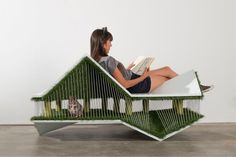 10 | 14 Impossibly Chic Cat Houses | Co.Design | business + design