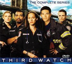Third Watch (1999–2005) -  Stars: Coby Bell, Skipp Sudduth, Jason Wiles.  -  The exploits of a group of men and women who serve the City of New York as police officers, firemen, and paramedics in the fictional 55th Precinct.  -  ACTION / CRIME / DRAMA