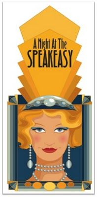 Party ideas for a speakeasy theme