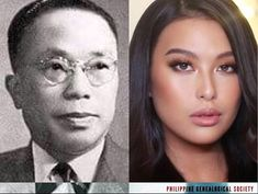 Miss World Philippines Michelle Marquez Dee is the great granddaughter of Yu Hung-chun, also called O.K. Yui, who served as the mayor of Shanghai and the pre-war Premiere of China. #kasaysayan #kamaganak #geni Miss World, Yui, Shanghai, Philippines, China, Porcelain