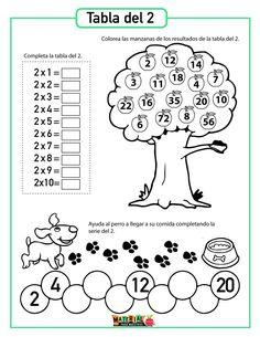 Spring Kindergarten Math and Literacy Worksheets & Activities No Prep First Grade Math Worksheets, School Worksheets, 1st Grade Math, Kindergarten Math, Teaching Math, Grade 2, Literacy Worksheets, Teaching Geography, Math Charts