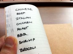 A little known hack from Japan to get your notebook organized - Adam Akhtar