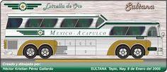 autobuses flecha roja antiguos - Buscar con Google